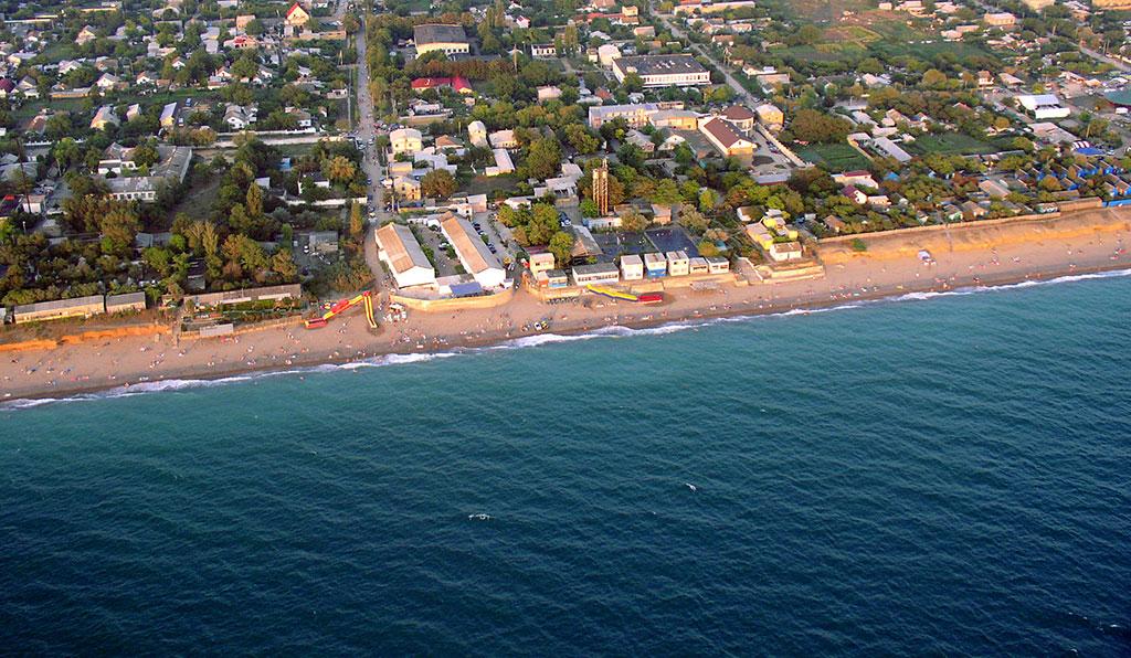 Курортная Николаевка может остаться без пляжей