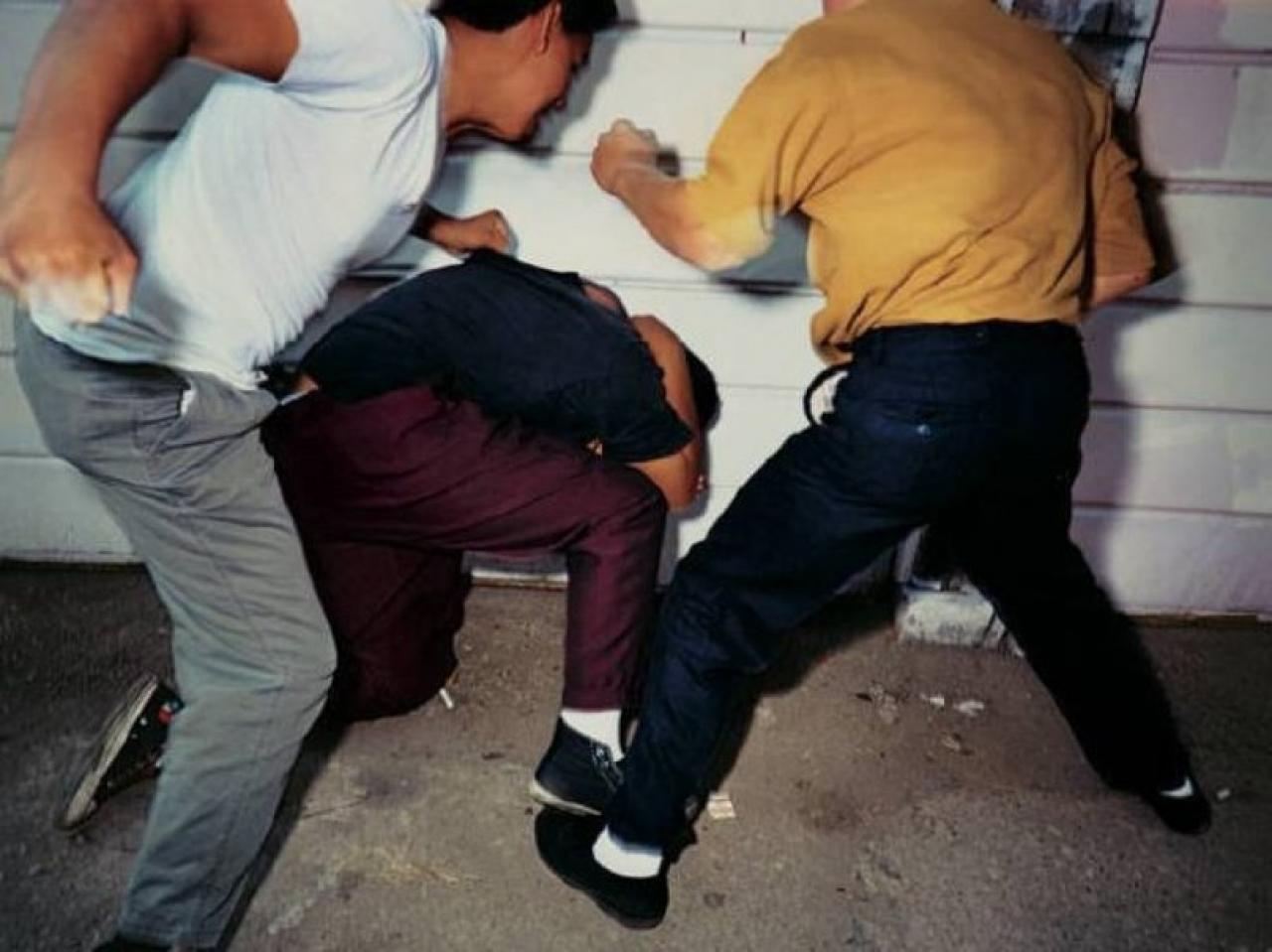 В Керчи предприниматели напали на проверяющего