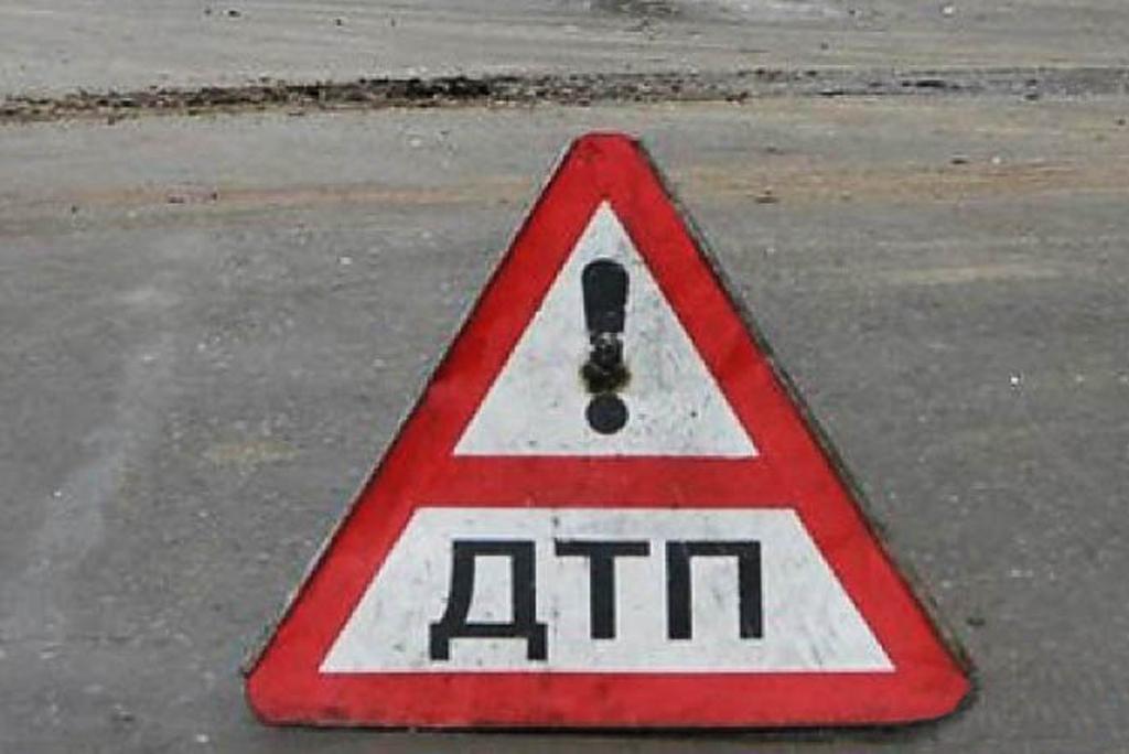 В Ялте произошла авария с участием двух легковых автомобилей