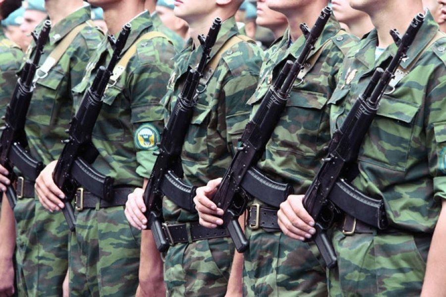 В Крыму контрактник заплатит крупный штраф за неявку на службу