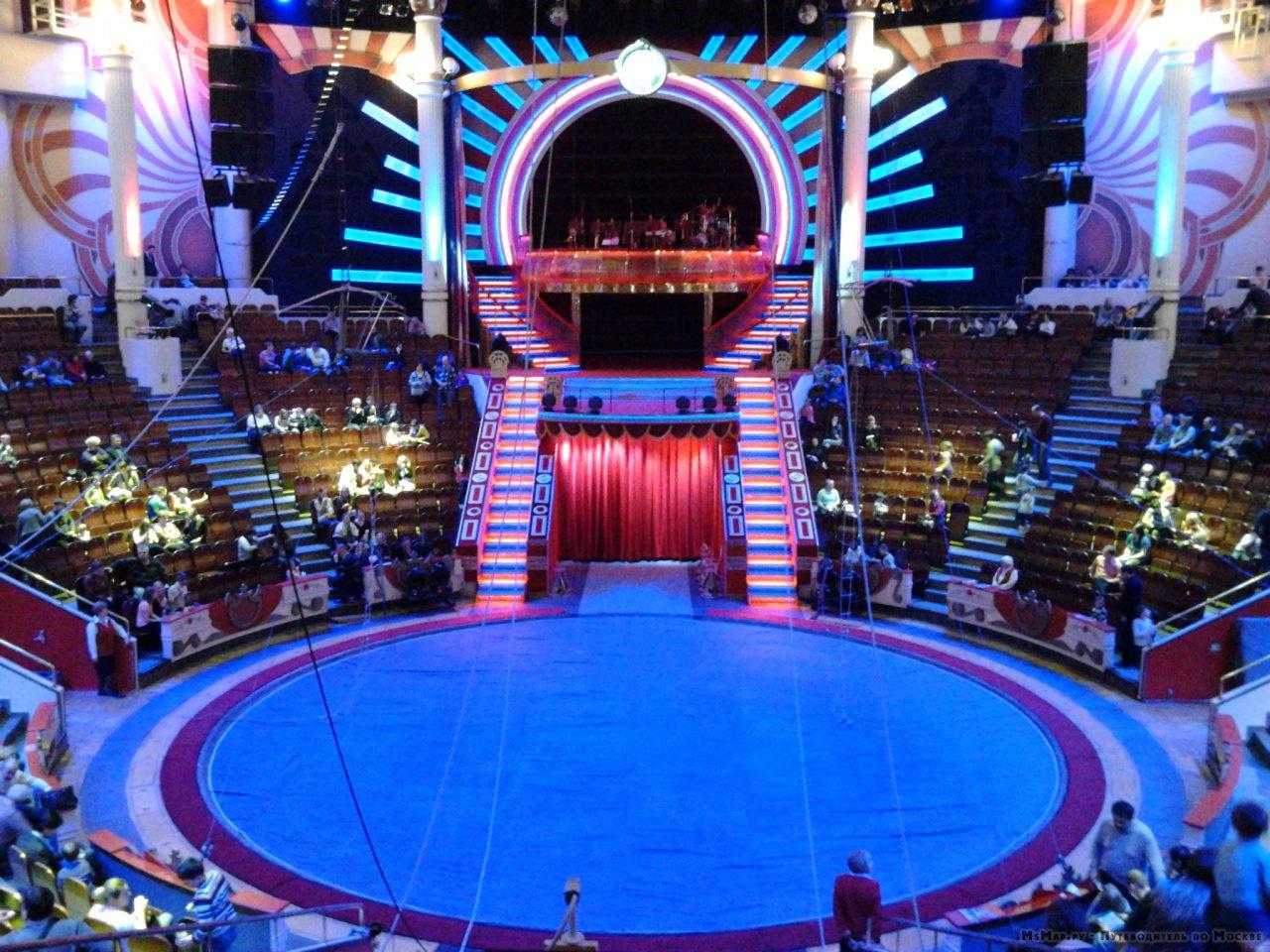 Московский цирк готов гастролировать в Крыму, несмотря на санкции