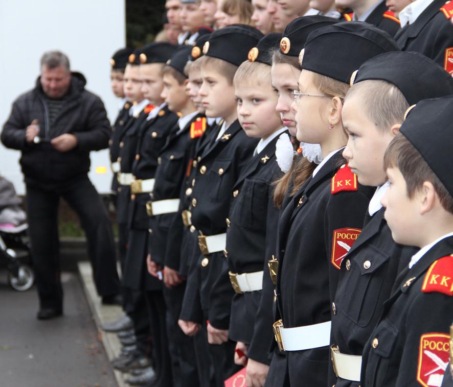В Феодосии не исключают вариант открытия кадетских классов в школах города