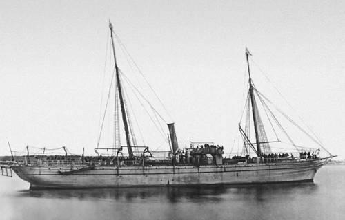 У берегов Крыма нашли останки уникального парохода