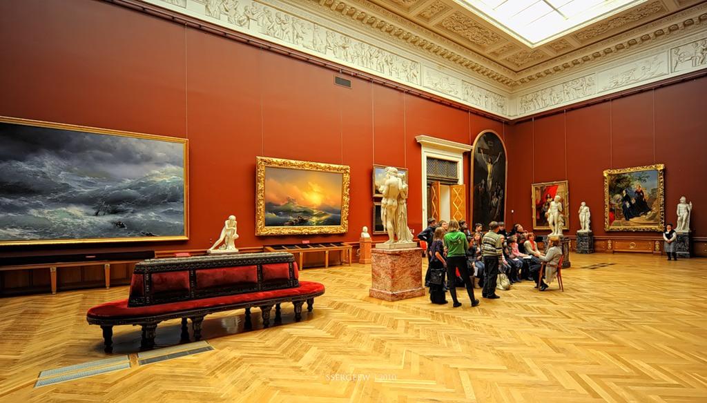 В Феодосии пообещали разобраться с ремонтом в галерее Айвазовского уже в следующем году