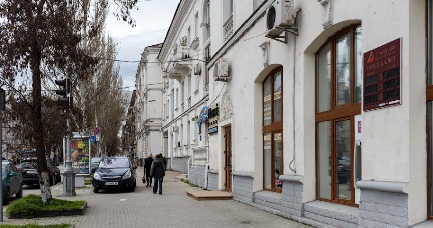 В Севастополе предпринимателей освободили от необходимости благоустраивать прилегающую территорию
