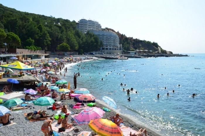В этом году в Крыму ждут 6 миллионов туристов