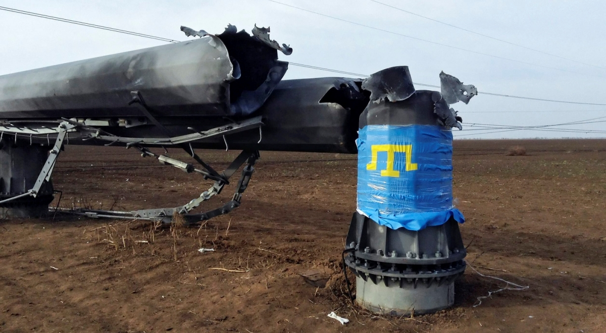 Аксенов не доволен проводимым Украиной расследованием по поводу энергетической блокады