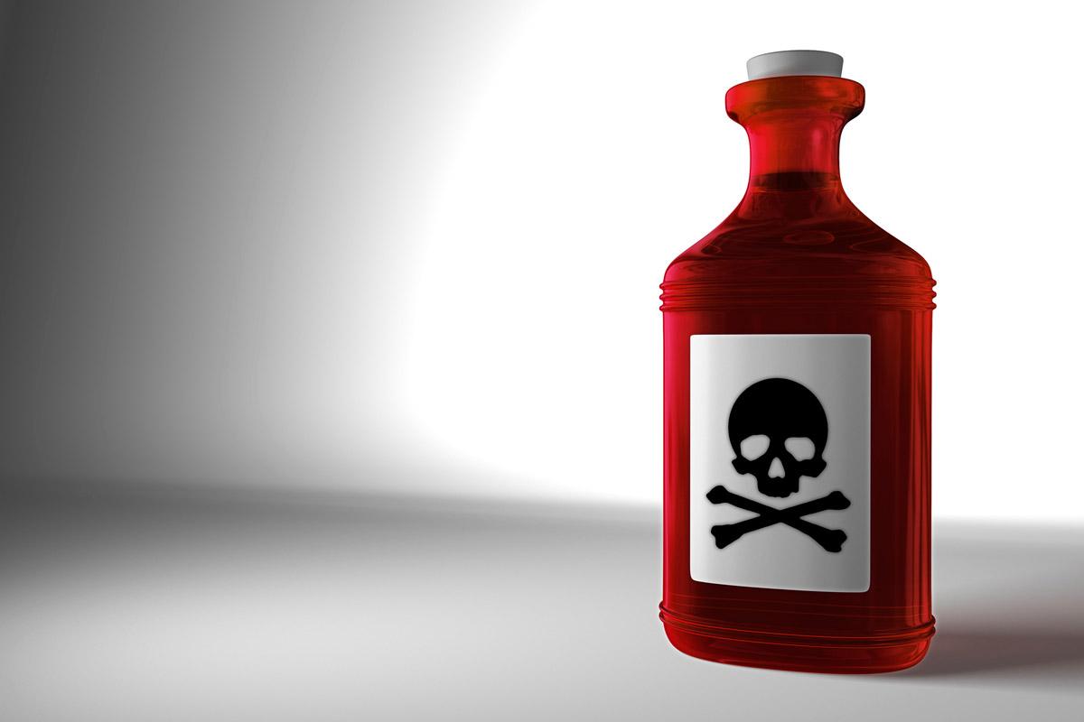 В Бахчисарае умер ребенок, выпивший средство для очистки труб