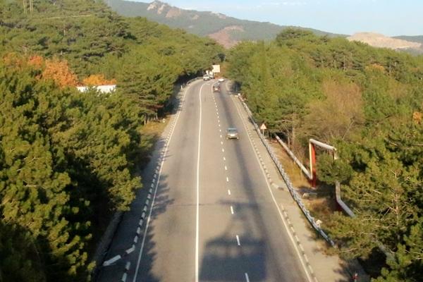 В Крыму не хватает денег на ремонт дороги «Керчь – Симферополь»