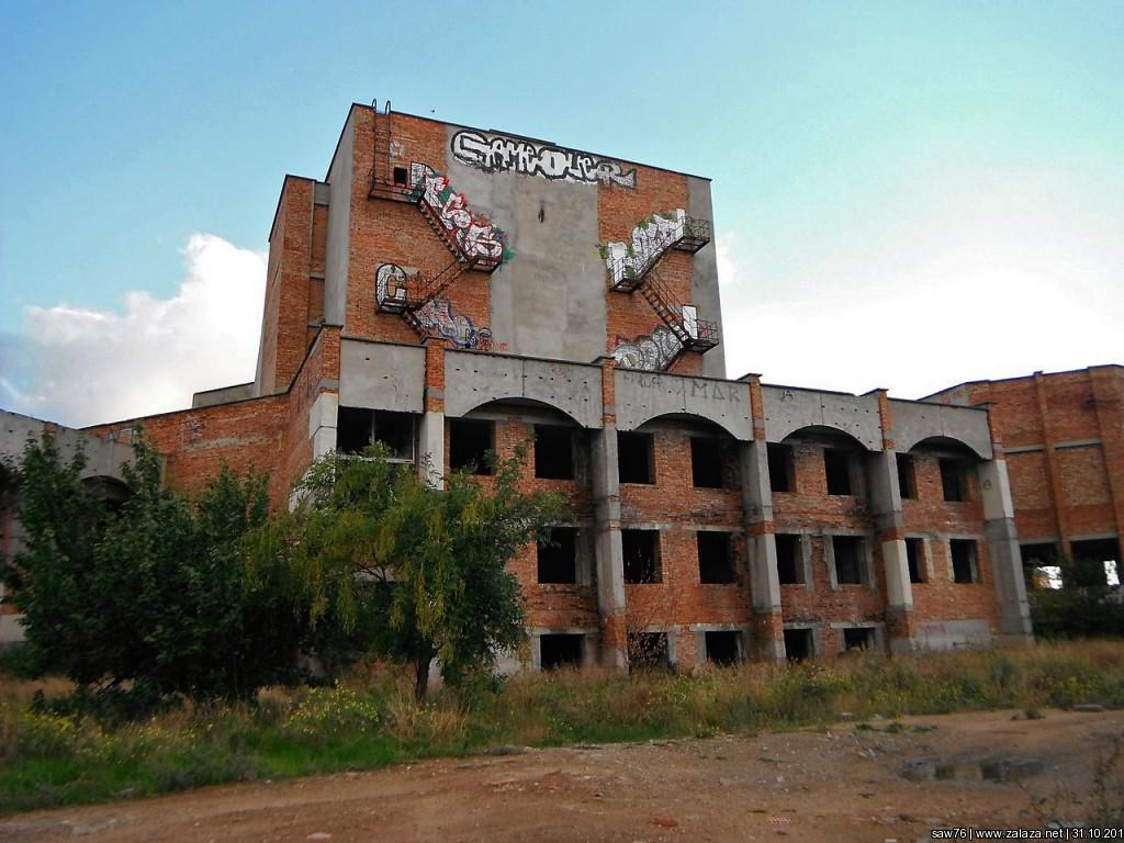 В Евпатории Дворец пионеров планируют передать в собственность города