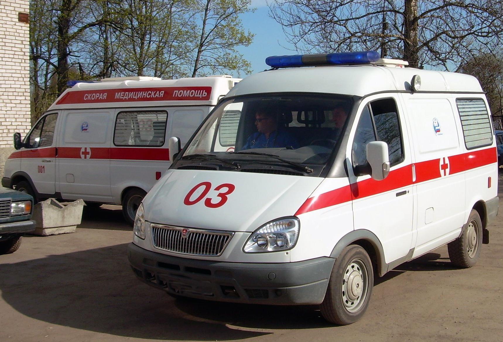В Керчи местный житель дошел до больницы с шестью сломанными ребрами