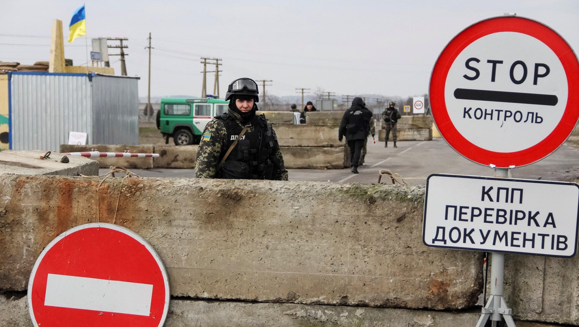 Украинская сторона отказалась сотрудничать с крымскими пограничниками