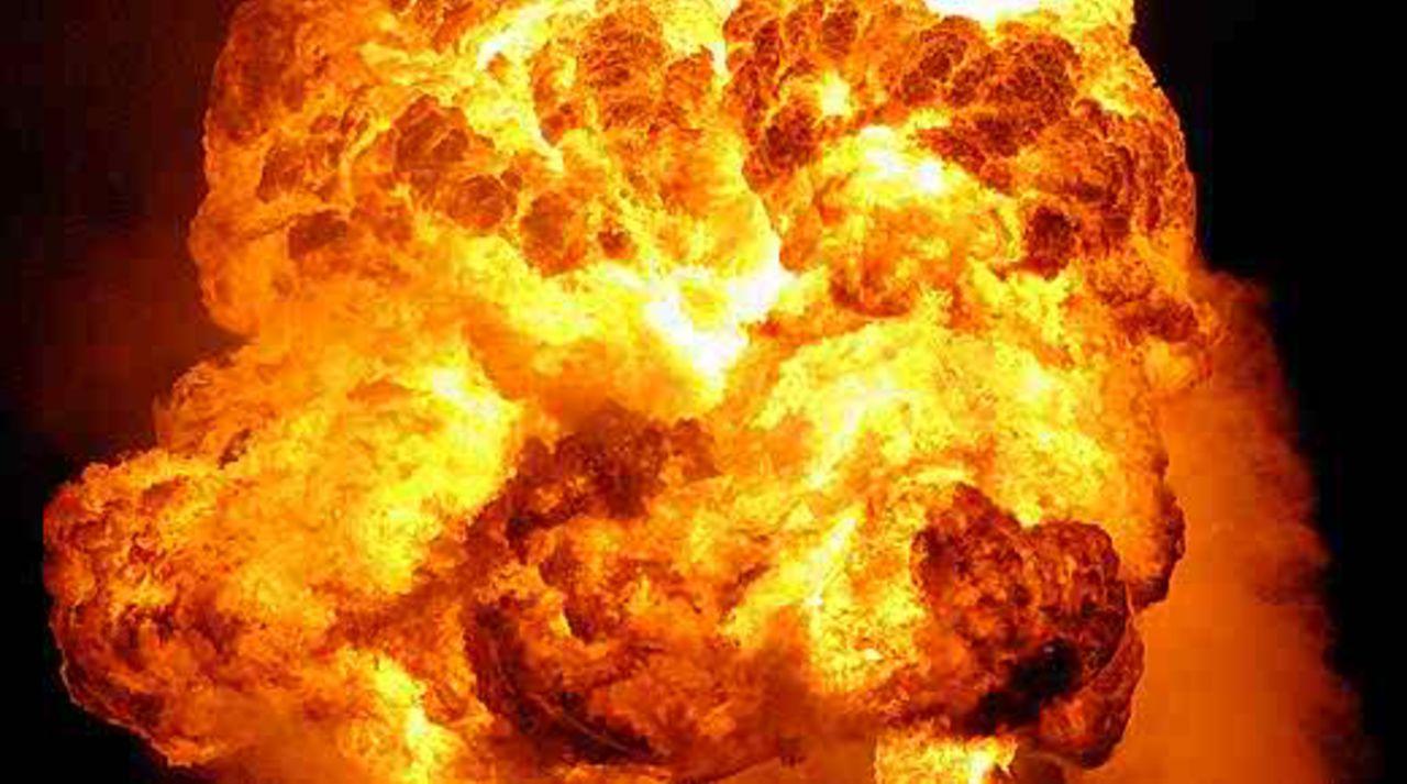 В Симферопольском районе в жилом доме прогремел взрыв