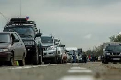 В Крым постоянно пытаются ввезти автомобили по поддельным документам