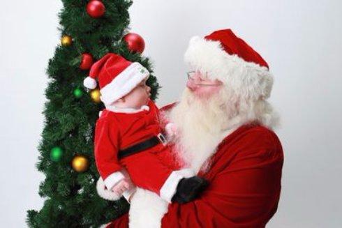 Новогодний праздник для детей: вызов Деда Мороз на дом