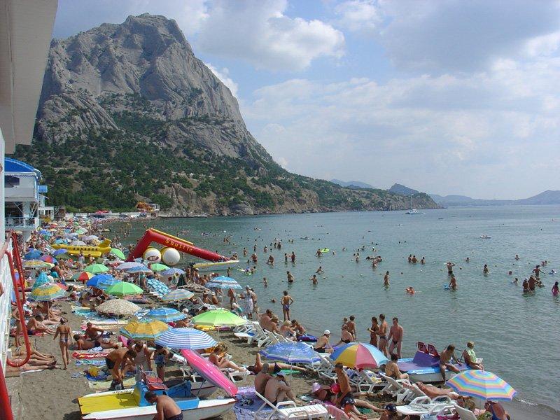 В Крыму надеются принять в этом году как минимум 6 миллионов туристов