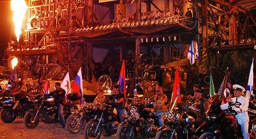 В Севастополе состоится традиционное байк-шоу