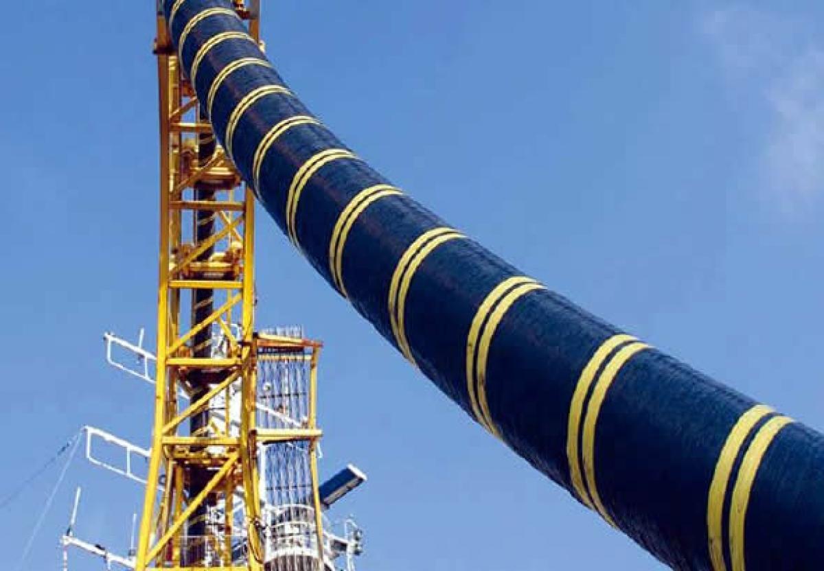 Китайское судно вновь может заняться прокладкой кабеля по дну Керченского пролива
