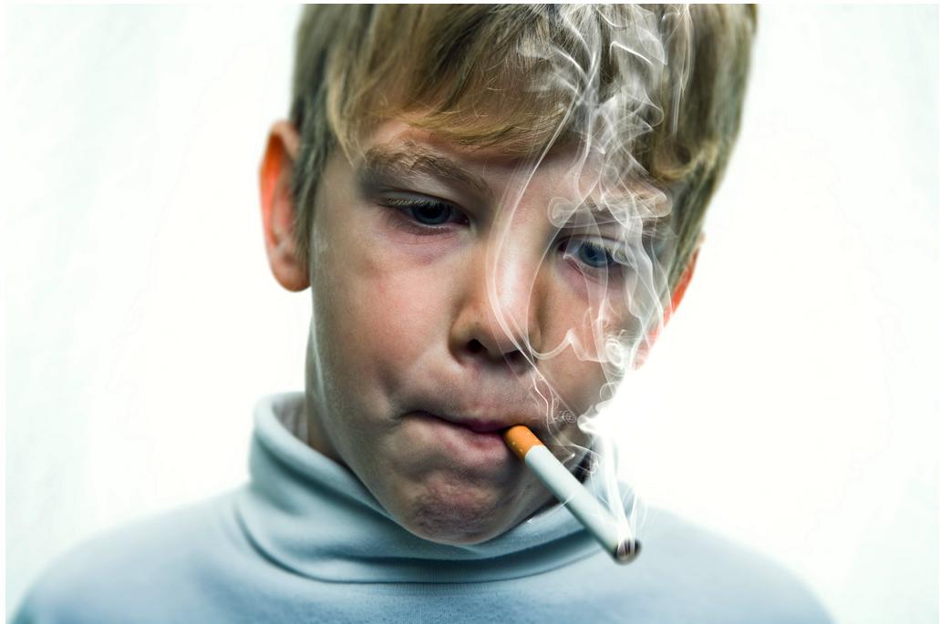 Курящие школьники больше не смогут скрывать пагубную привычку от родителей