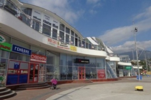 В Ялте опять обещают разобраться с комплексом «Еда» на набережной