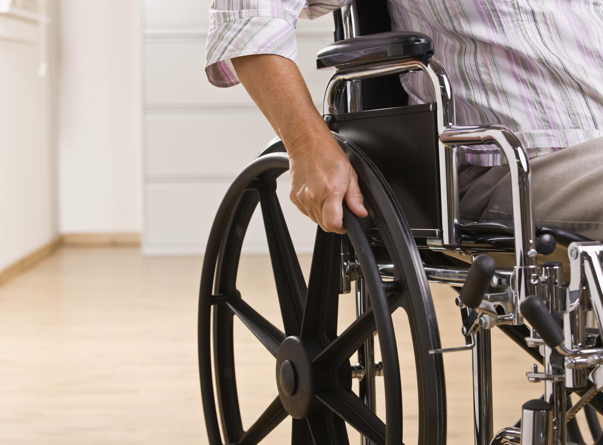 В Крыму колясочникам предлагают «отдохнуть» в недостроенном санатории