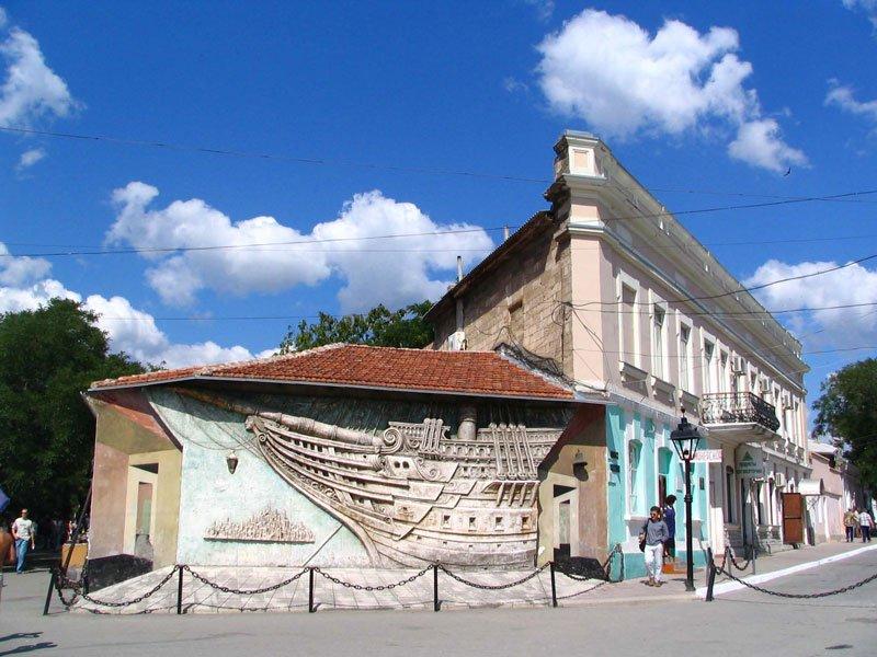 В феодосийском музее откроется выставка крымскотатарского художника
