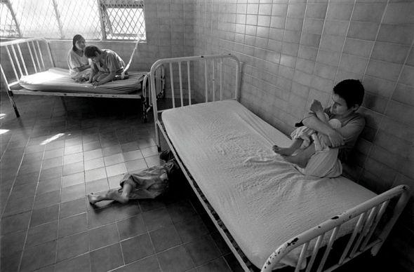 В Севастополе в психиатрической больнице пациентов-детей отселят от взрослых