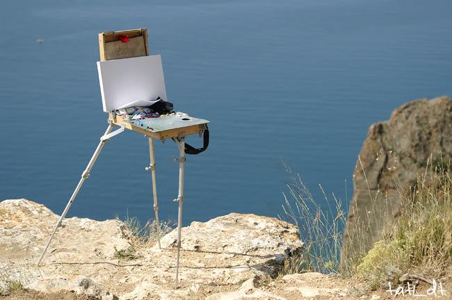 Художники из Северной Осетии приедут в Крым, чтобы запечатлеть местную природу
