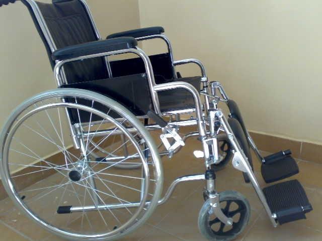 Крымские инвалиды жалуются на качество китайских колясок