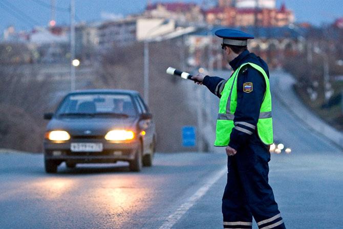 Крымские водители чаще других позволяют себе превышать скорость и садиться за  руль в состоянии алкогольного опьянения