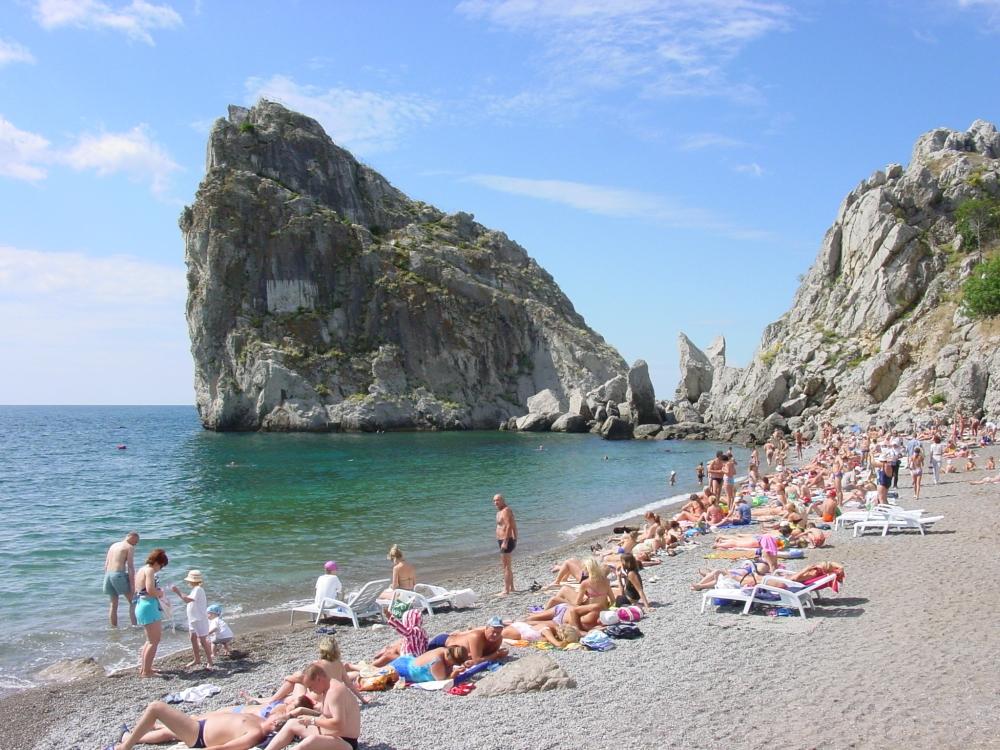 Крым перестает быть популярным у российских туристов