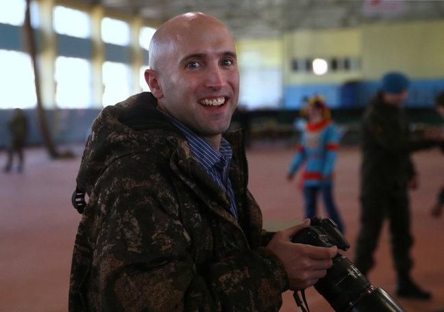 В Крыму задержали британского журналиста за использование дронов