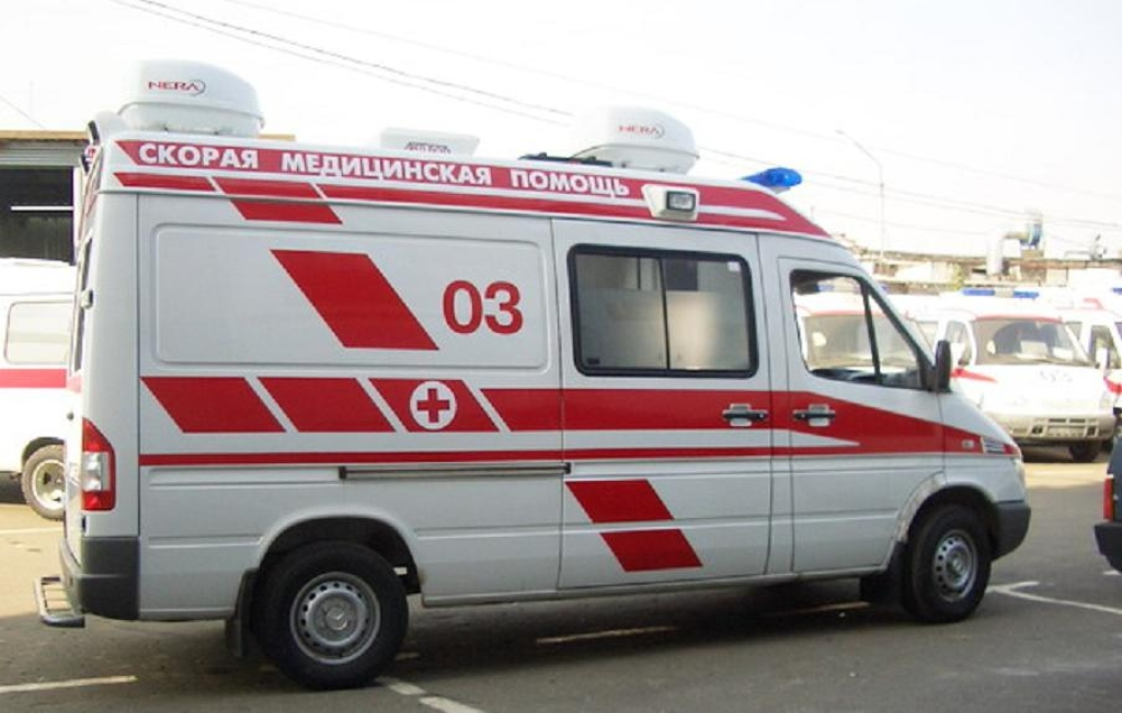 В Симферополе в аварии пострадал малолетний ребенок