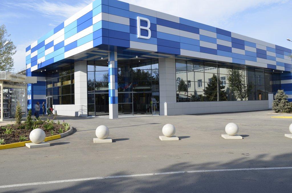 Крымский аэропорт стал федеральным
