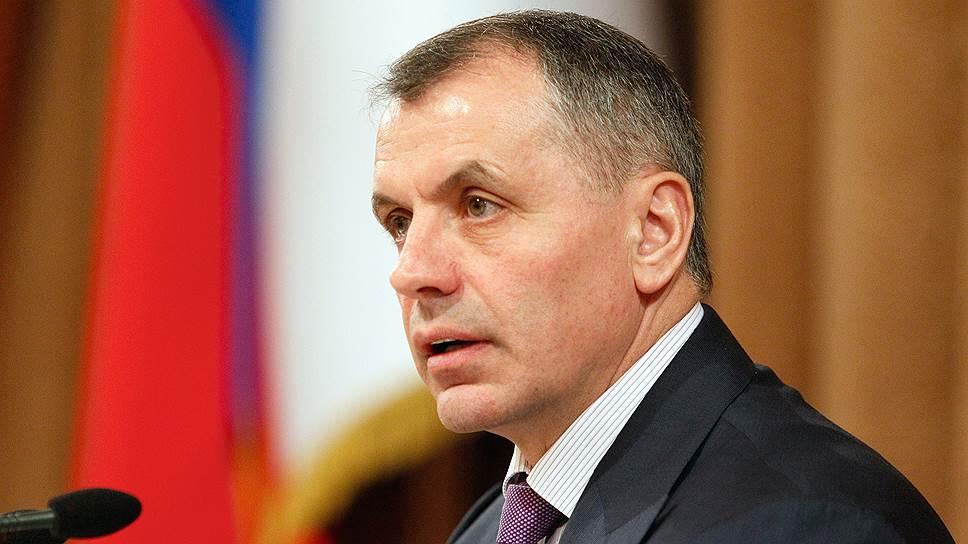 Константинов предложил отказаться от изучения английского языка в крымских школах