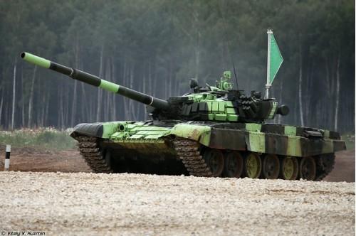Крымчан ожидает массовое танковое шоу на День России