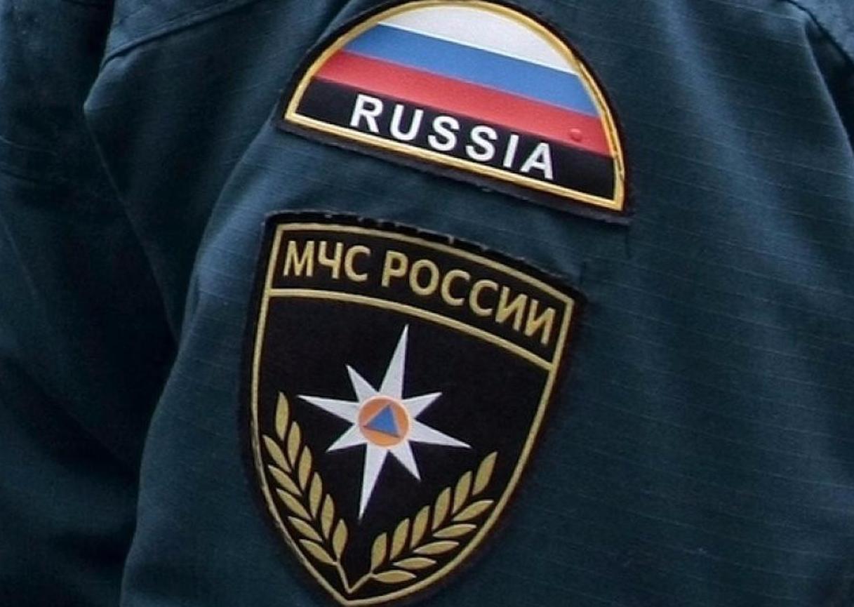 В Крымском Большом Каньоне заблокировало девятерых туристов
