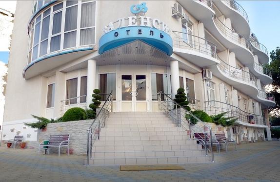 Любители комфорта едут на курорт в гостевые дома, базы отдыха и гостиницы Джемете
