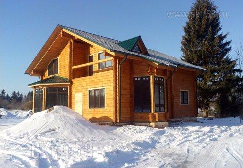 Отличный выбор недорогих, но качественных деревянных домов и бань