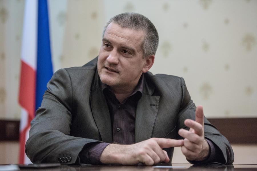 Аксенов уверен, что санкции Европейского союза будут действовать еще десять лет