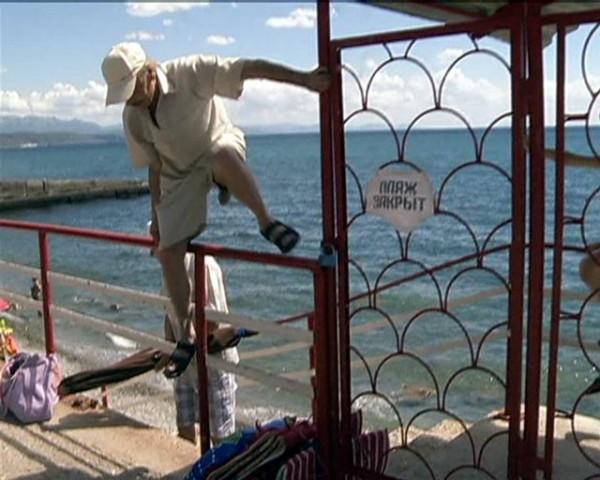 В Крыму планируют создать специальную группу, которая будет следить за доступом на пляжи