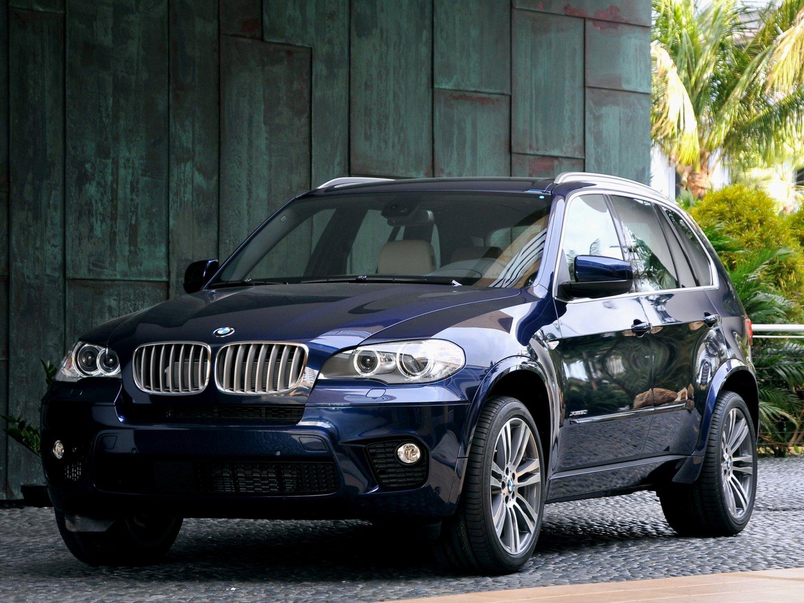 В Крыму намерены проверить все BMW X5