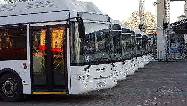 В Симферополе на самые протяженные маршруты пустят новый общественный транспорт