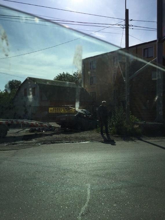 Серьезное ДТП в центре Симферополя: водитель погиб