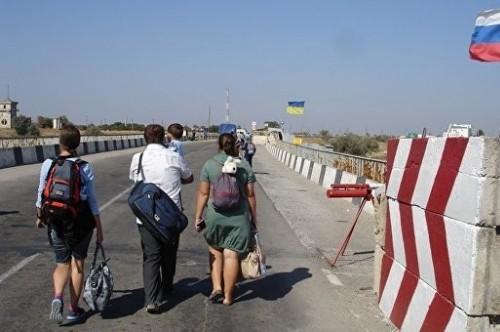 Крымские власти ждут на отдых украинских туристов