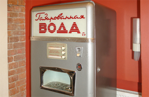 В Крым вернулась легендарная советская газировка