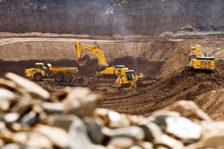 В Крыму большинство предприятий добывают полезные ископаемые без лицензии