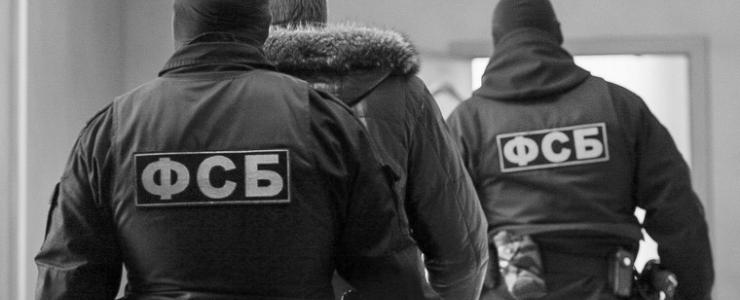 В Алуште задержали чеченцев, охранявших жилой комплекс