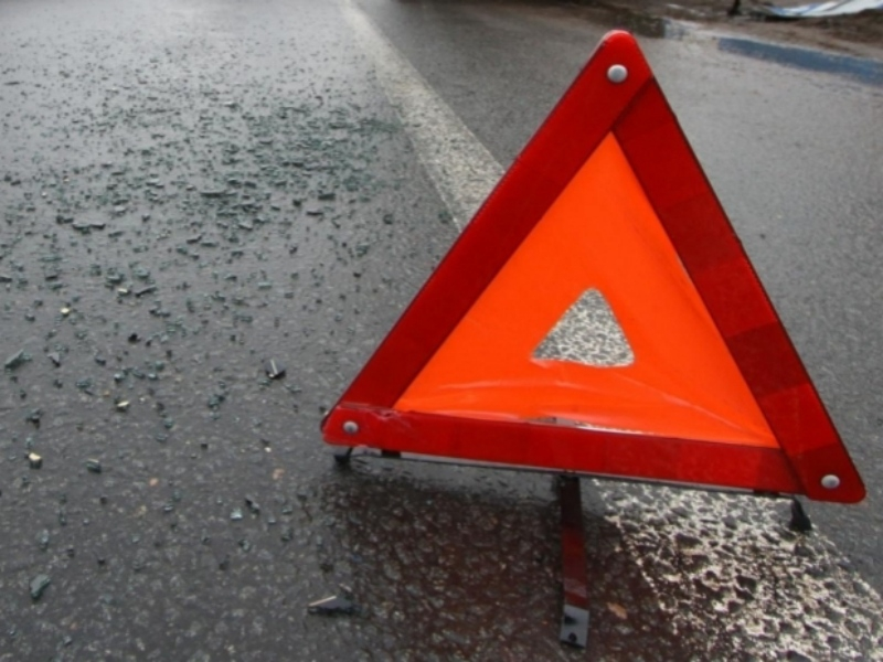 В Симферополе полиция ищет водителя, сбившего женщину на переходе