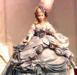 В Алуште проходит выставка коллекционных кукол